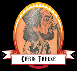 Chris Freeze
