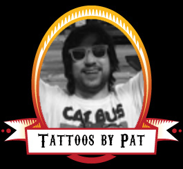 Tattoos by Pat