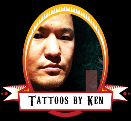 Tattoos by Ken